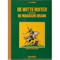 Witte Ruiter Luxe HC Magische drank<br>herdruk 1983 Strip-tips