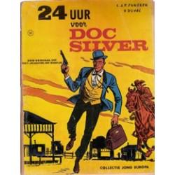 Doc Silver<br>set 5 delen#<br>1e drukken 1968-1974 Jong Europa