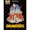Disney filmstrip 12 101 Dalmatiers herdruk 1995