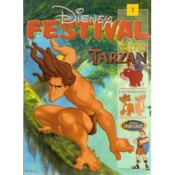 Disney Festival 01 1e druk 1999