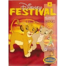 Disney Festival 04 1e druk 1999