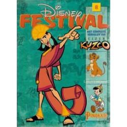 Disney Festival 08 1e druk 2001