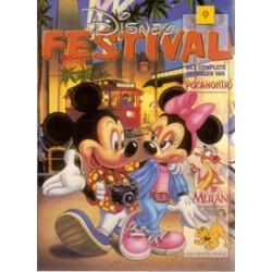 Disney Festival 09 1e druk 2001