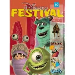 Disney Festival 10 1e druk 2002