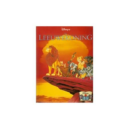 Disney filmstrip 11% De leeuwekoning 1e druk 1994