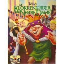 Disney filmstrip 23 Klokkenluider van de Notredame 1e druk