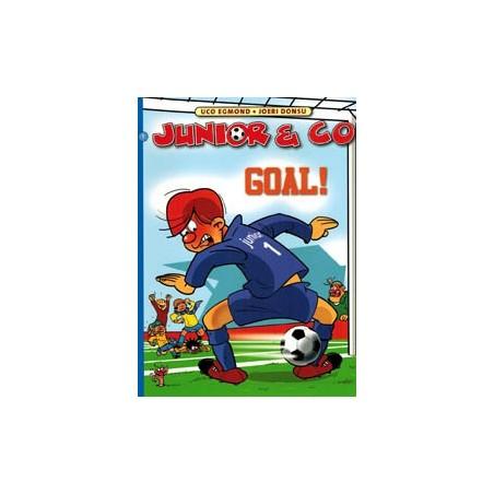 Junior & Co 01 Goal!