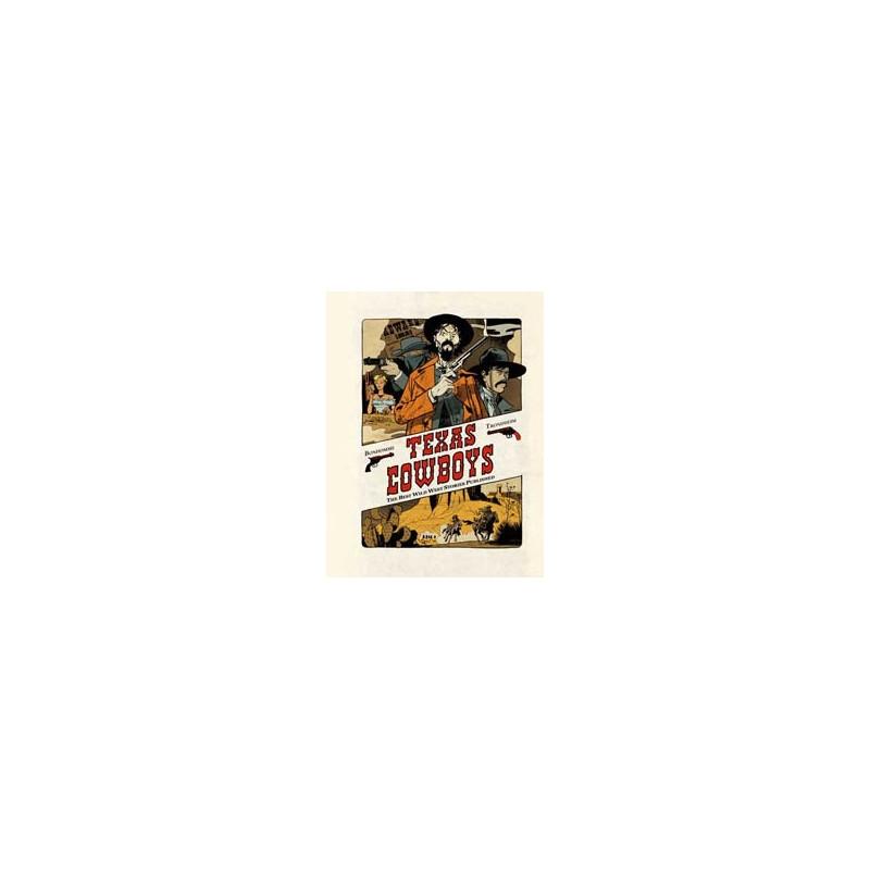 Texas cowboys HC set The best Wild West stories published 1e drukken 2013-2014