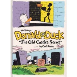 Donald Duck Carl Barks Library 06 HC<br>The old castle's secret
