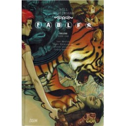 Fables NL deluxe 01 HC<br>Legenden in ballingschap