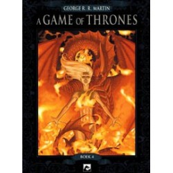Game of thrones 04<br>naar George R. R. Martin