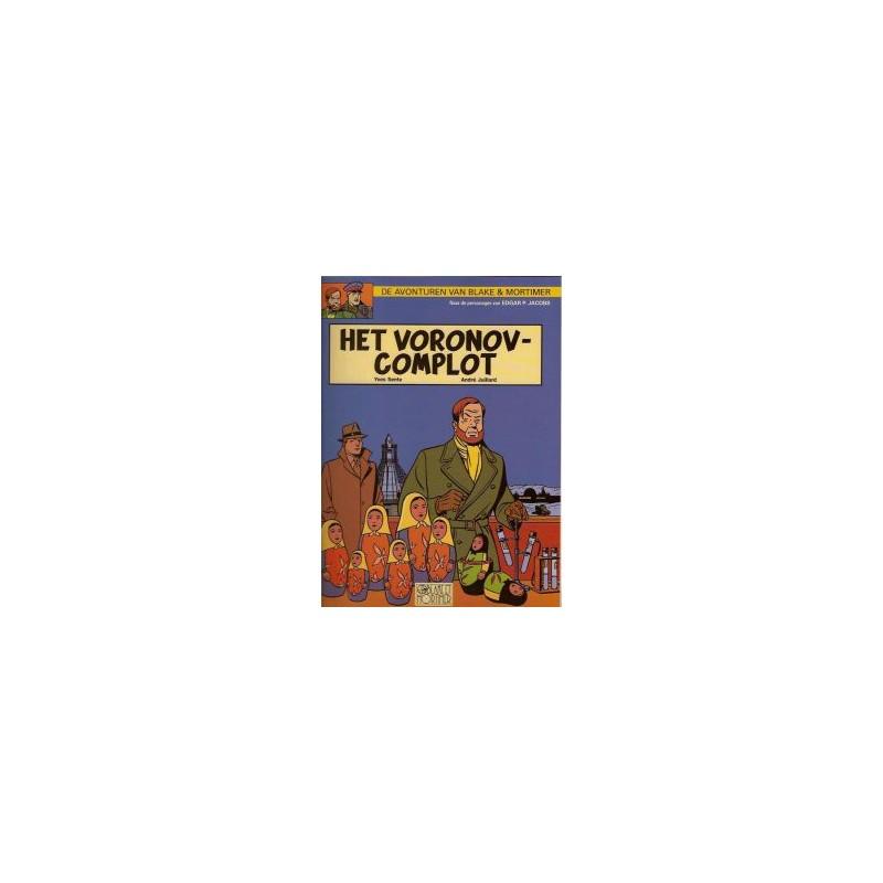 Blake & Mortimer 14: Het Voronov-complet