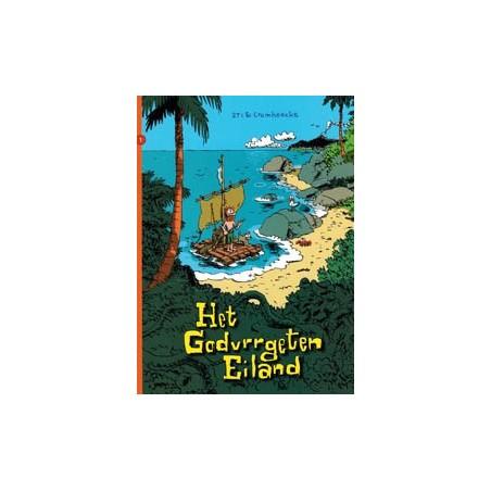 Cromheecke strips Het godvrrgeten eiland 01