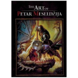 Art of Petar Meseldzija HC