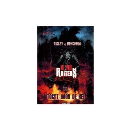 Vier ruiters van de Apocalyps 01 Tocht door de hel