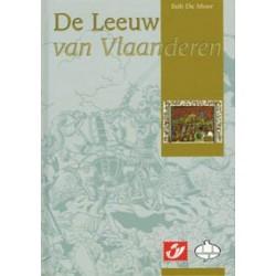 Postzegelboekje set De leeuw / Kerels van Vlaanderen HC