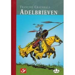 Postzegelboekje Koene Ridder Adelbrieven HC Luxe
