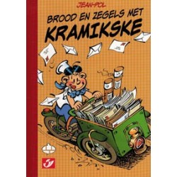Postzegelboekje Kramikske Brood en zegels HC Luxe