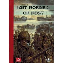 Postzegelboekje Rosinksi Met Rosinski op de post HC Luxe