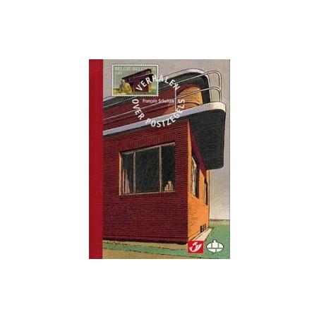 Postzegelboekje Schuiten Verhalen over postzegels HC Luxe