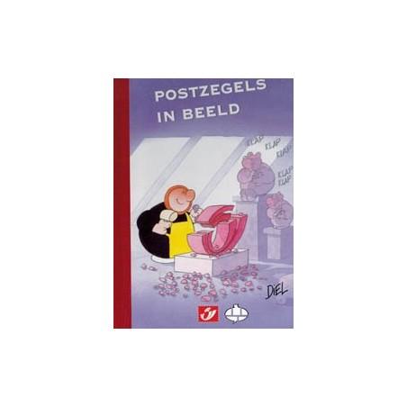 Postzegelboekje Stripbeelden Postzegels in beeld HC Luxe