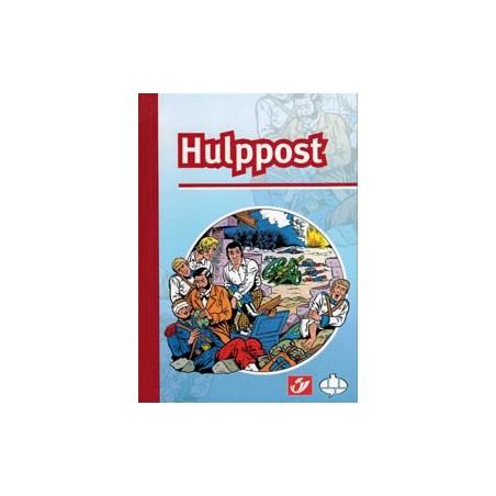 Postzegelboekje Vandersteen/Stam & Pilou Hulppost HC Luxe
