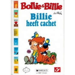 Postzegelboekje Bollie & Billie Billy heeft cachet! HC