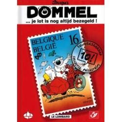 Postzegelboekje Dommel ...Je lot is nog altijd bezegeld! HC