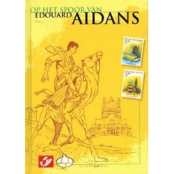 Postzegelboekje Familie Kleester Op het spoor van Aidans HC