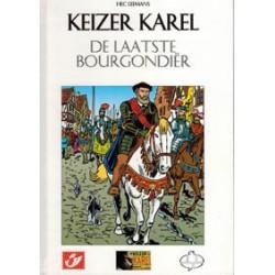 Postzegelboekje Keizer Karel De laatste Bourgondier HC