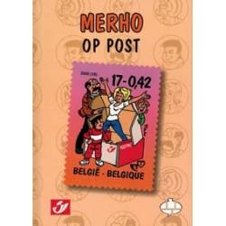 Postzegelboekje Kiekeboe Merho op post HC