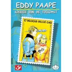 Postzegelboekje Luc Orient Koerier van de toekomst HC