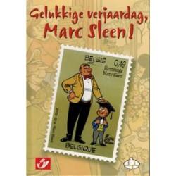 Postzegelboekje Nero Gelukkige verjaardag, Marc Sleen! HC