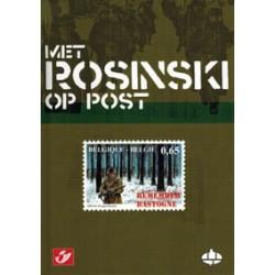 Postzegelboekje Rosinksi Met Rosinski op de post HC
