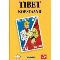 Postzegelboekje Tibet Kopstaand HC