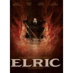 Elric 01 HC<br>De robijnen troon<br>naar Michael Moorcock
