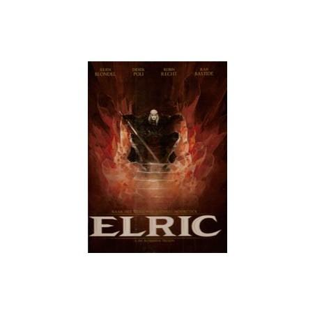 Elric 01 HC De robijnen troon (naar Michael Moorcock)