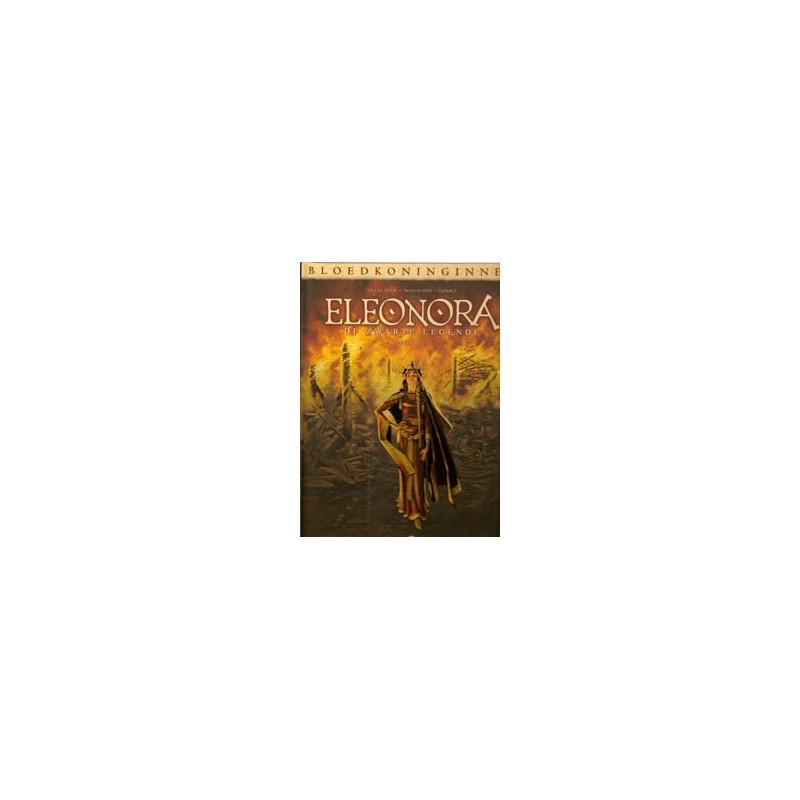 Bloedkoninginnen 1.1 HC Eleonora De zwarte legende deel 1 (van 3)