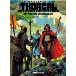 Thorgal Werelden<br>Kriss van Valnor 04<br>Bondgenootschappen