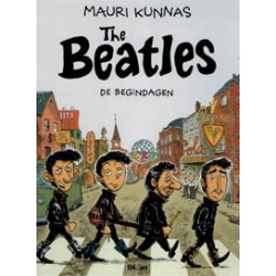 Kunnas<br>The Beatles<br>De begindagen HC