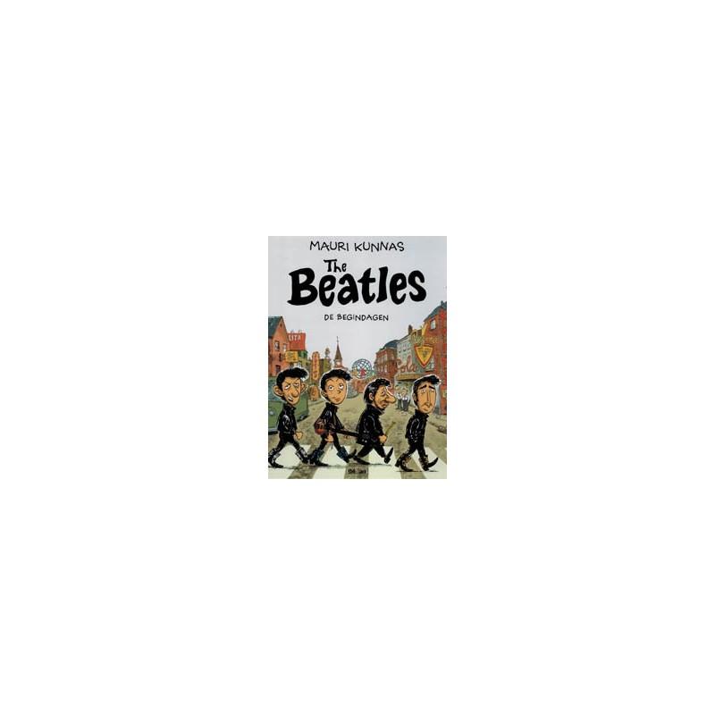 Beatles strips HC The Beatles De begindagen 1e druk 2013