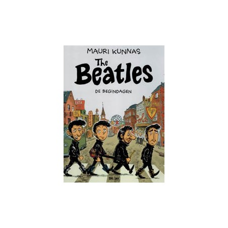 Beatles  strips HC The Beatles De begindagen