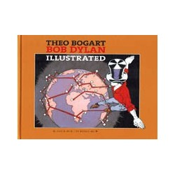 Boogaard Bob Dylan illustrated HC