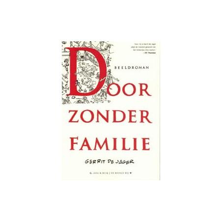 Familie Doorzon  Door zonder familie beeldroman, autobiogra