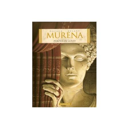 Murena  01 Purper en goud