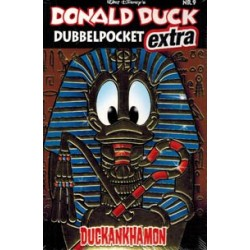 Donald Duck dubbelpocket extra 09<br>Duckankhamon