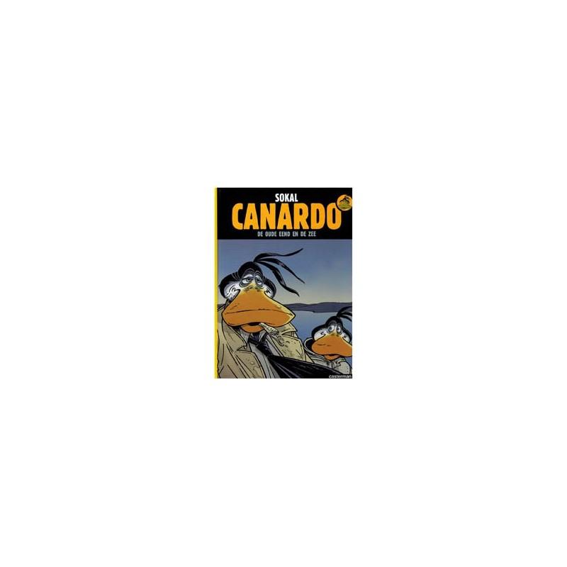 Canardo  22 HC De oude eend en de zee
