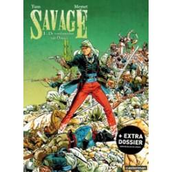 Savage 01<br>De verdoemden van Oaxaca