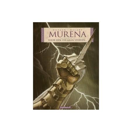 Murena  04 Voor hen die gaan sterven…