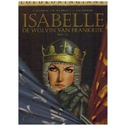 Isabelle de wolvin van Frankrijk 01 HC<br>(Bloedkoninginnen)